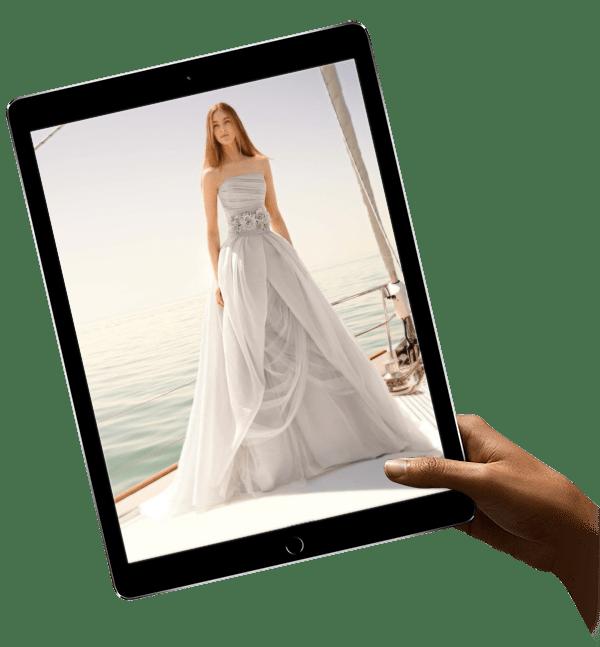 دوره لباس شب و عروس